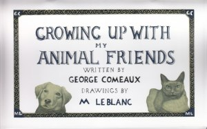 2015 Animal Friends cover